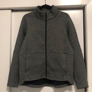 Gray Lululemon Jacket